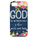 Vintage Christmas Choir in Church Children Singing Vibe iPhone 4 Cases