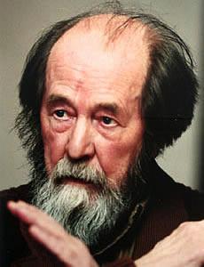 Aleksandr Solzhenitsyn, 1918-2008