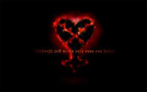 Kingdom Hearts Heartless Wallpaper by WingedWarrior7
