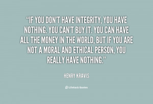 Integrity Quotes Preview quote