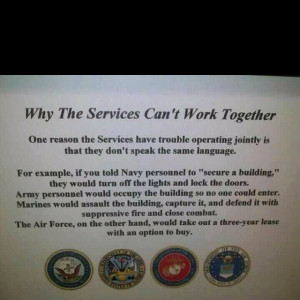 LOVE this! :) my Marine concurs.
