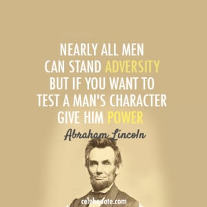 Abraham Lincoln Inspirational Quotes for Home Based Business Owners
