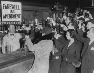 Prohibition was one of the major hallmarks of this decade.