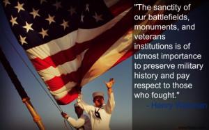 30 Veterans Day Quotes