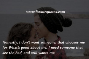 Quotes about whats good about me