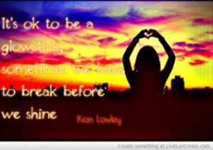 Kian Lawley Quote