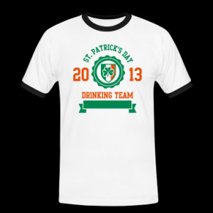 St. Patrick's day drinking Team 2013 T-Shirts