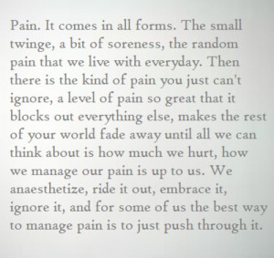 Grey's Anatomy Quotes ('cause you want them)