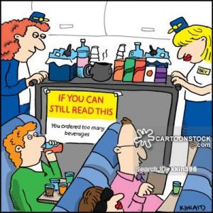 Drinks Trolleys cartoons, Drinks Trolleys cartoon, funny, Drinks ...