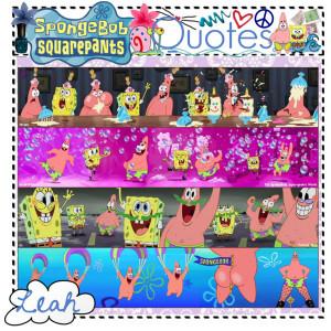 Spongebob Squarepants quotes ♥