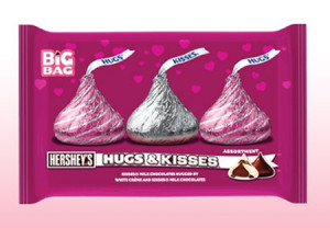 Jan 7, 2012. Countdown to Valentine's Day with our HERSHEY'S KISSES ...