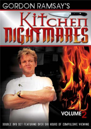 Ramsay's Kitchen Nightmares - Canadians Cooking Up Another DVD Batch ...