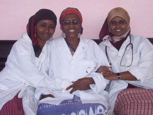 Dr Hawa Abdi Centre And Her Physician Daughters Doqa Amina Have ...