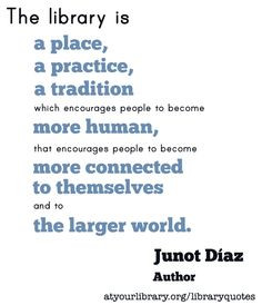 Congratulations to writer Junot Díaz on his MacArthur genius grant ...