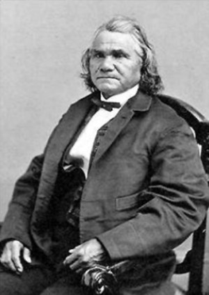 Stand Watie - Brigadier General of the Civil War