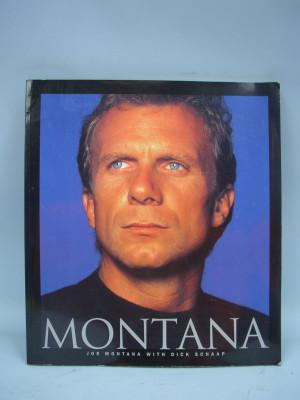 Details about Book - Montana by Joe Montana & Dick Schaap