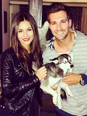 Is james maslow dating someone