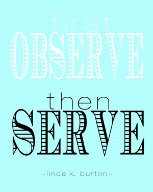 lds quotes on service
