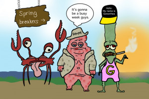 STD Cartoons