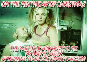 ... twisted mister criminals trailer trash white trash redneck christmas