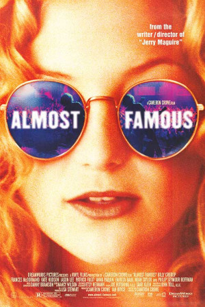 ALMOST FAMOUS POSTER ]