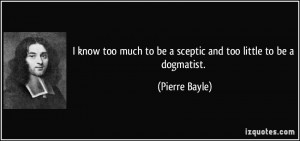 More Pierre Bayle Quotes