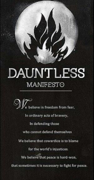 divergent quotes dauntless - photo #26