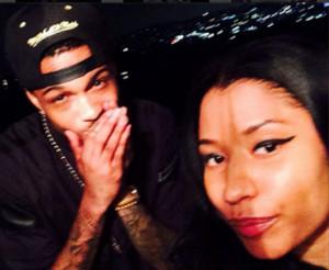 Nicki Minaj Visits August Alsina In The Hospital [PHOTO]