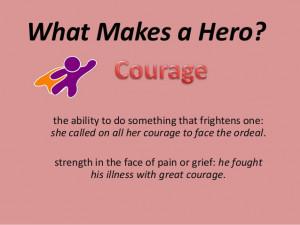 Hero traits