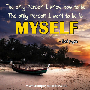 Quote about Self Love & Self Acceptance – The Only Person I want to ...