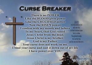 Curse Breaker Photograph