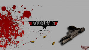 Wiz Khalifa Taylor Gang or Die Wallpaper