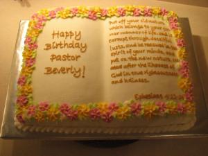 bible verse on birthday
