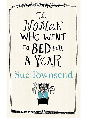 ... book review - The Woman Who Went to Bed for a Year by Sue Townsend