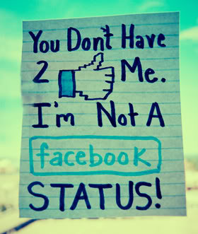 Facebook Status Quotes & Sayings