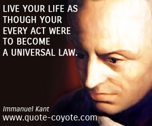 immanuel kant and the moral law essay