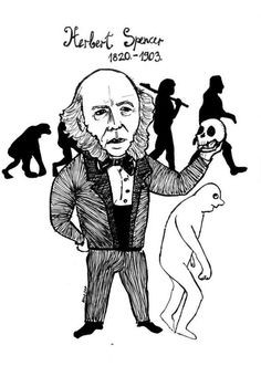 Herbert Spencer (1820 - 1903) Although often attributed to Charles ...