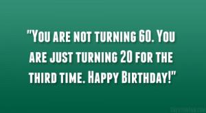 27 Congratulatory 60th Birthday Quotes