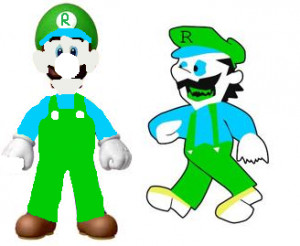 is pretending to be Weegee's father so he can kill Weegee. Weegee ...