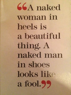 Christian Louboutin 's Quote