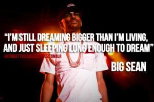 big sean #big sean quote #big sean gif #finally famous #dope swag