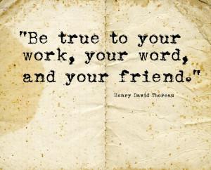 Quote Book #1 - True
