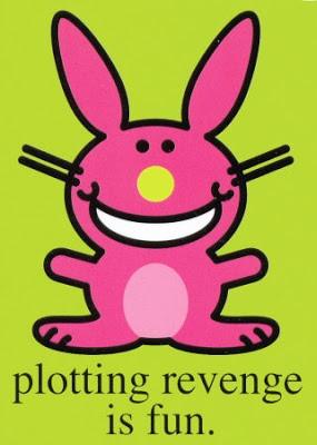plotting revenge is fun