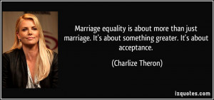 Marriage Equality Quotes
