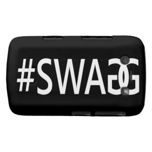 SWAG / SWAGG Funny & Cool Quotes, Trendy Hash Tag Blackberry Bold ...