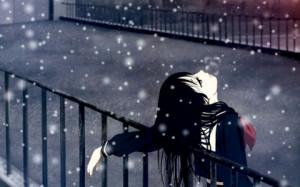 snow school uniforms jigoku shoujo enma ai anime girls 1920x1200 ...