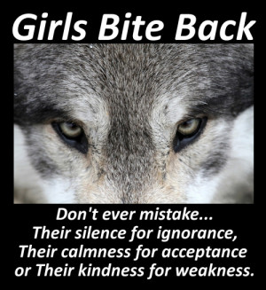 alpha female wolves