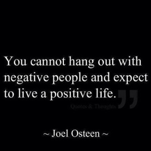 Quote of the day. I know this by experience and I can totally say this ...