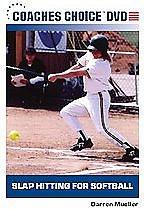 Slap Hitting for Softball