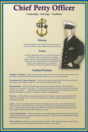 Chief Petty Officer Resource Links